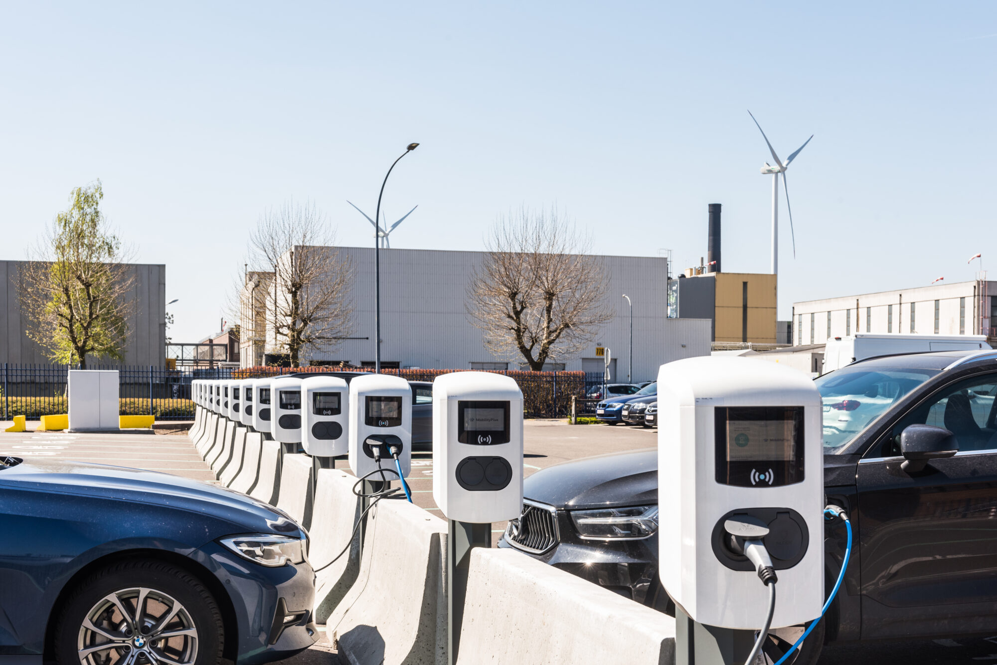 Umicore to use electric vehicles in Belgium: phased and budget-neutral